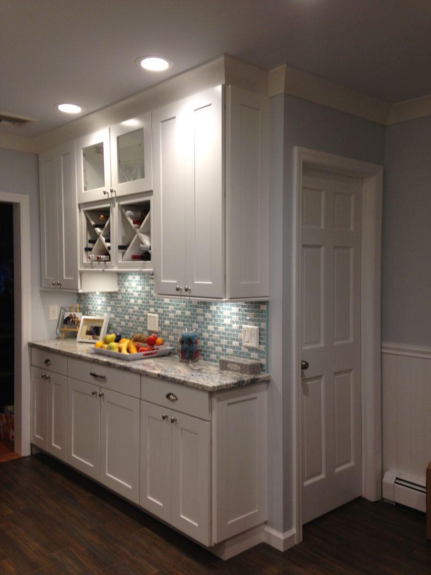 Wine rack  LED under cabinet lighting