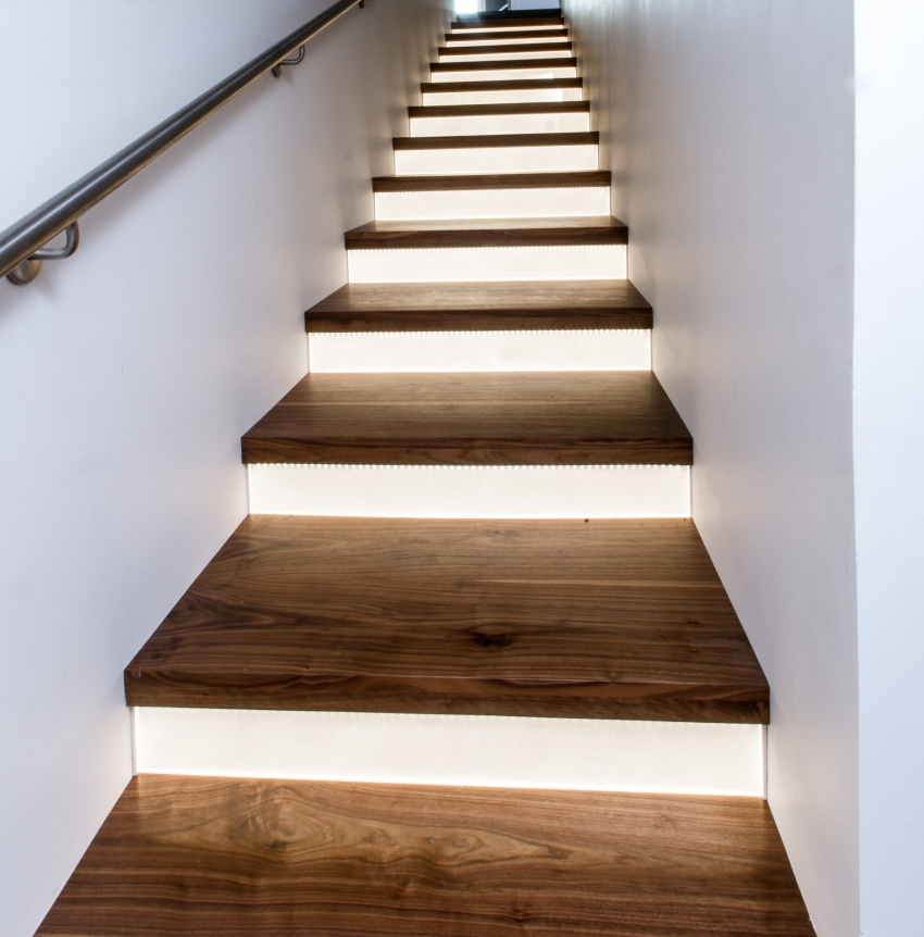 Lighting Basement Washroom Stairs: The Best 17 Light Stairs Ideas You Can Start Using Today
