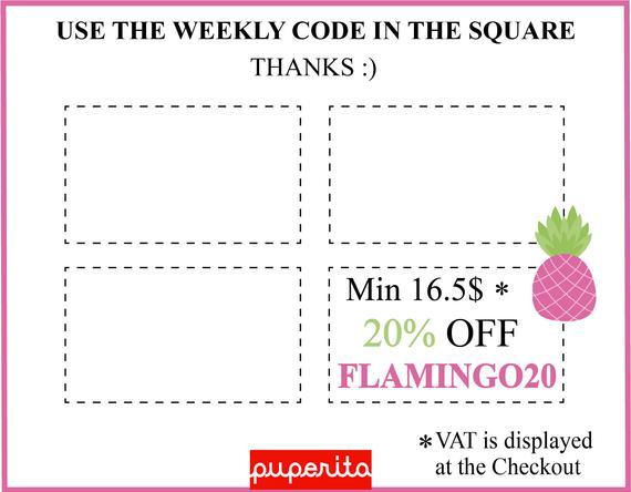 Coupon Code Puperita Pattern Printing Pdf Discount Code In The