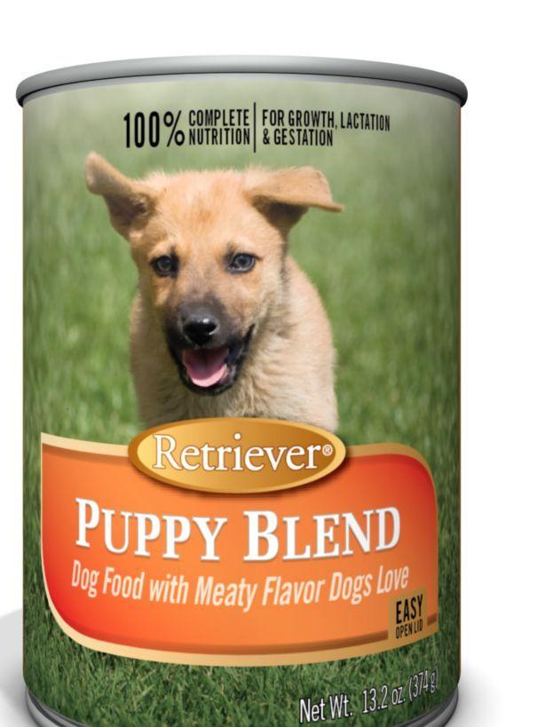 Retriever Puppy Blend Dog Food 13 2 Oz Tractor Supply Co