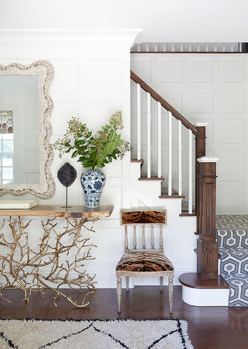 Fabulous Foyer Decorating Ideas: Fabulous Room Friday 10.23.15 (La Dolce Vita)