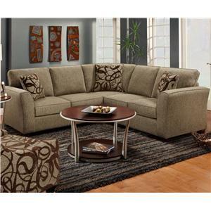 Marlo furniture- small sectional : marlo furniture sectional sofa - Sectionals, Sofas & Couches