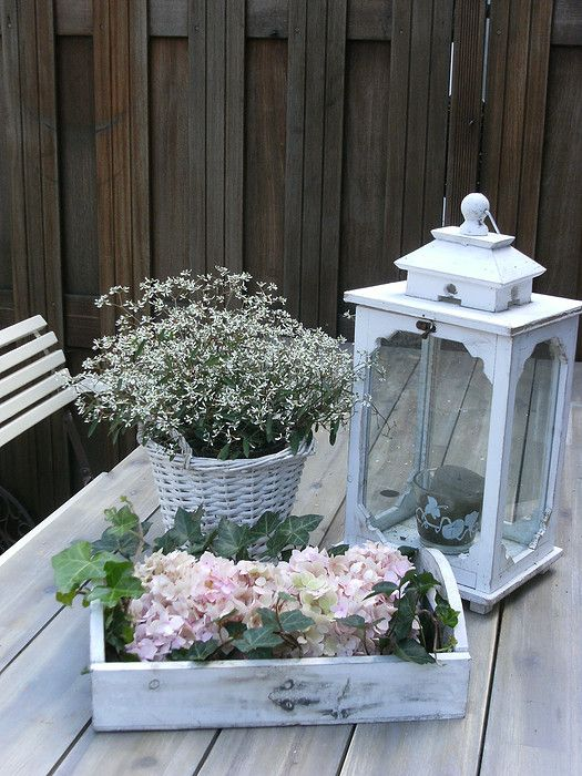 Garten tischdeko house garden casa y jard n for Tischdeko garten