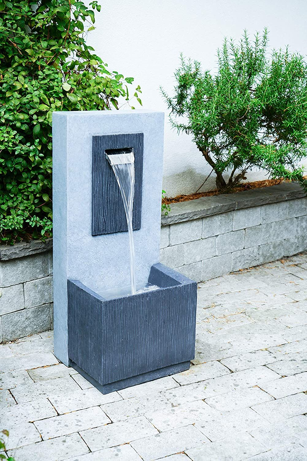 Buy Outdoor Spiral Water Feature By Ivyline From The Next Uk Online Shop Water Fountains Outdoor Water Features In The Garden Garden Water Feature