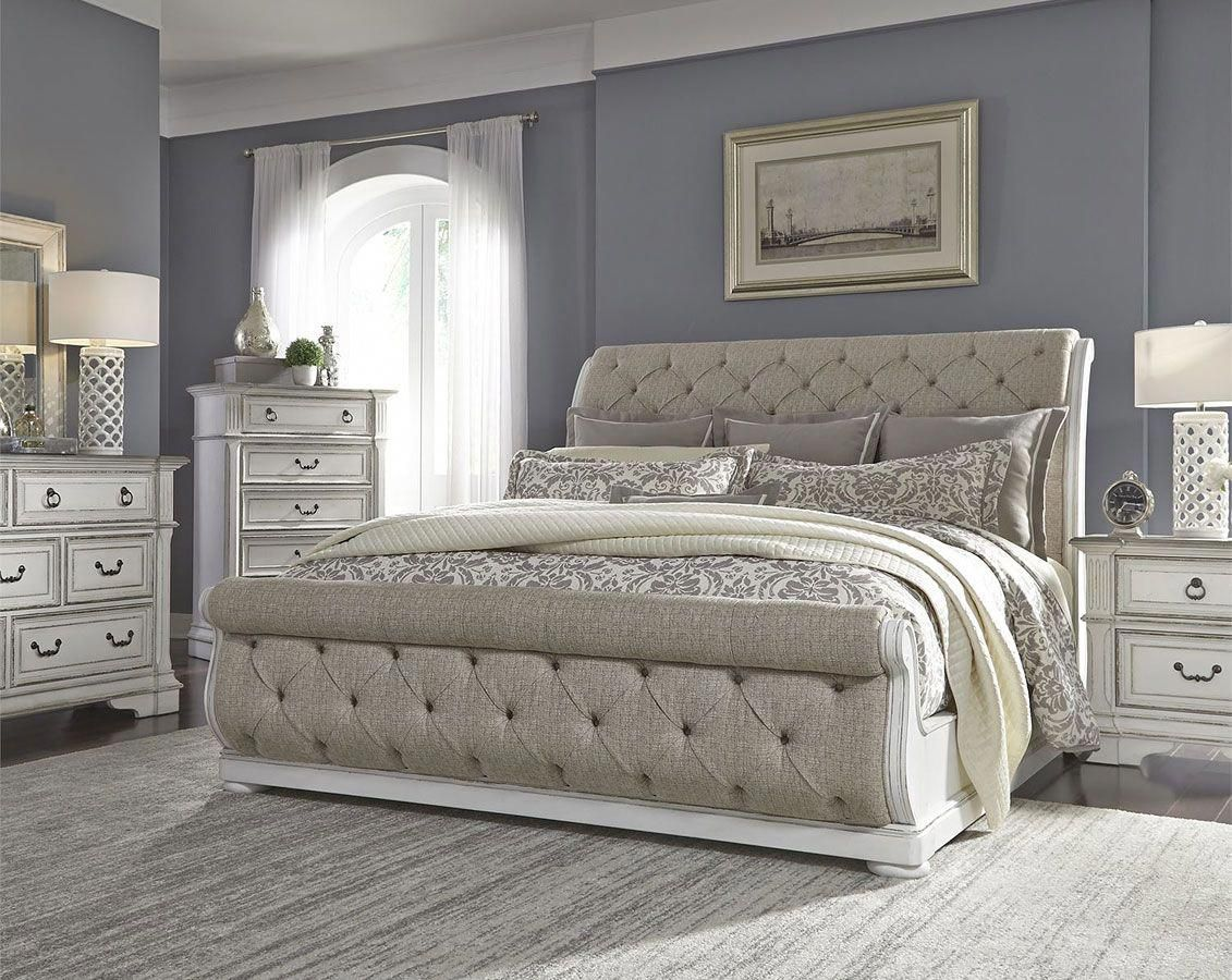 We go green, the color of spring! in 2020 Bedroom sets