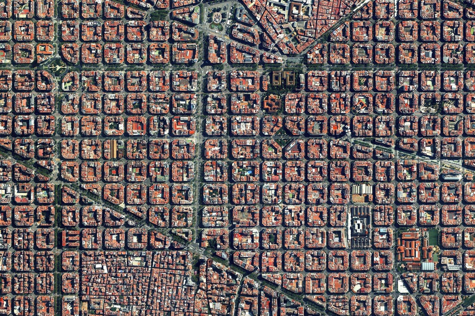 These Satellite Photos Will Make You Feel Freakishly Small City