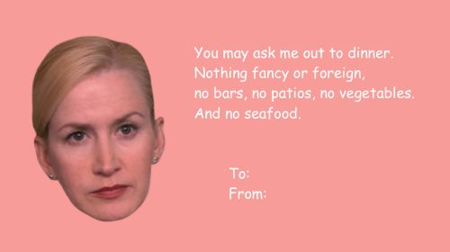 The Office Valentines Day Cards The Office Valentines Day Card