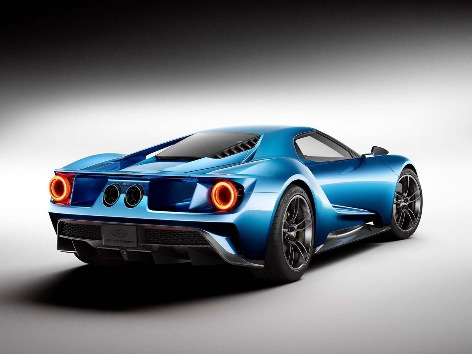 New Ford Gt 2017 Supercar Ford Gt Ford Superdeportivos