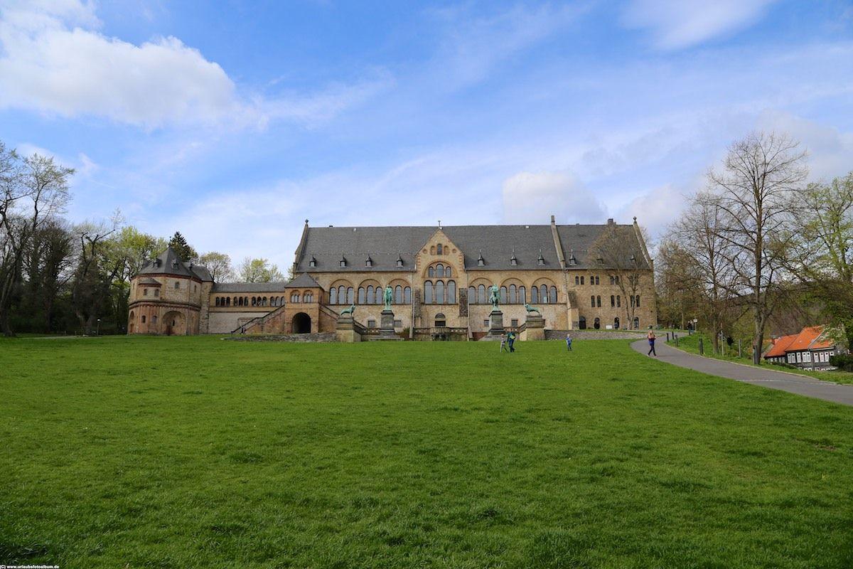 Kaiserpfalz Goslar Urlaub Reisen Goslar