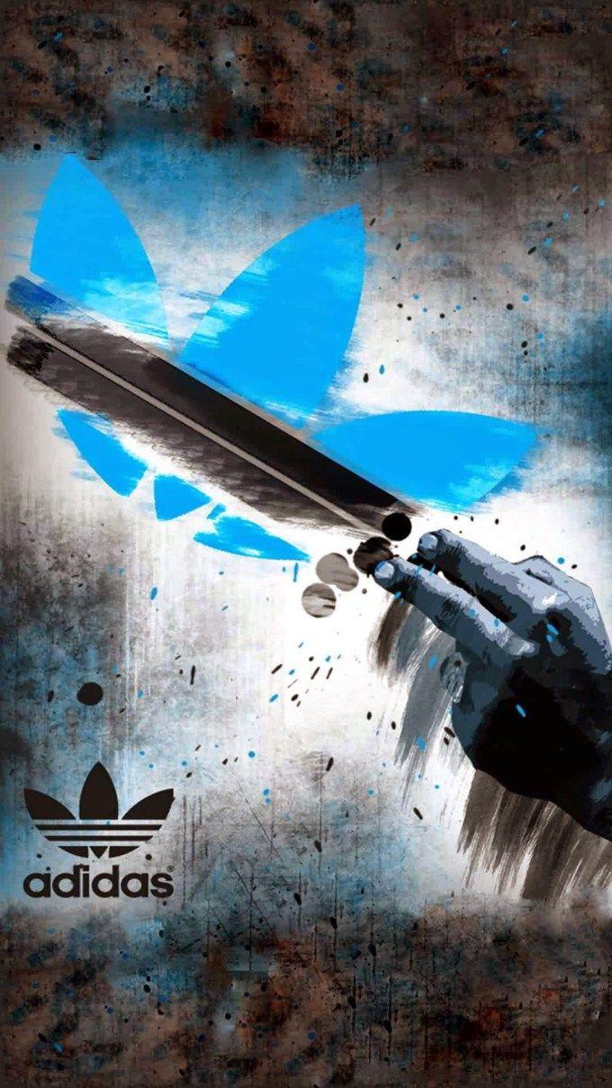 Pin By たくとと On アディダス Adidas Wallpapers Adidas Logo Wallpapers Adidas Wallpaper Iphone