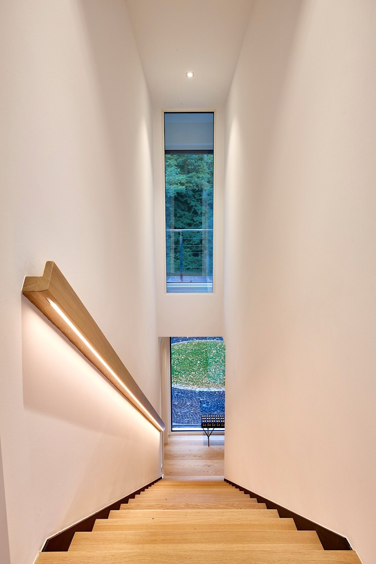 Architektenhaus MEHRBLICK modern im Bauhausstil - Baufritz | HausbauDirekt.de