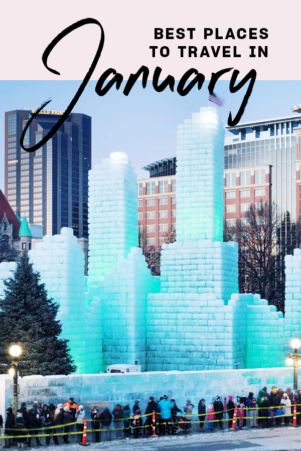 Best Places To Travel In January Best Places To Travel Holiday Travel Destinations Travel Fun