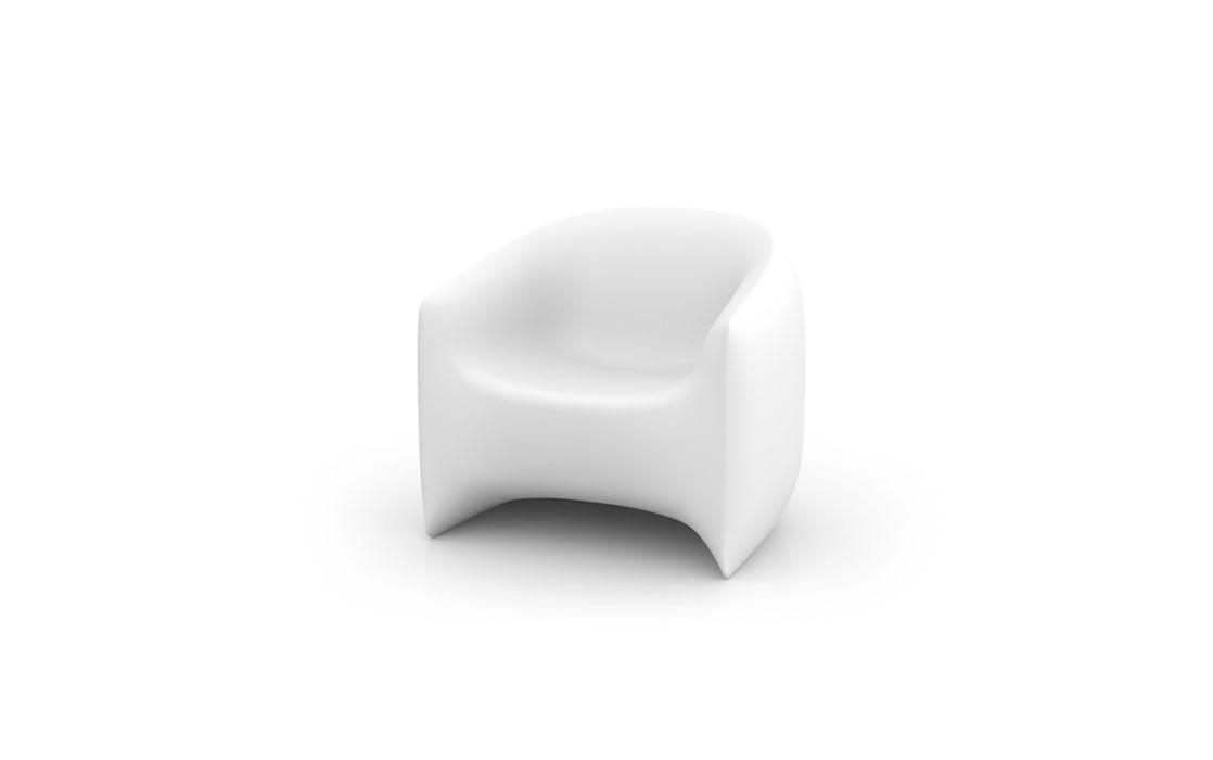 Blow Sessel - Möbel / Gartenmöbel / Stuehle - Die Blow Serie von - gartenmobel kunststoff design