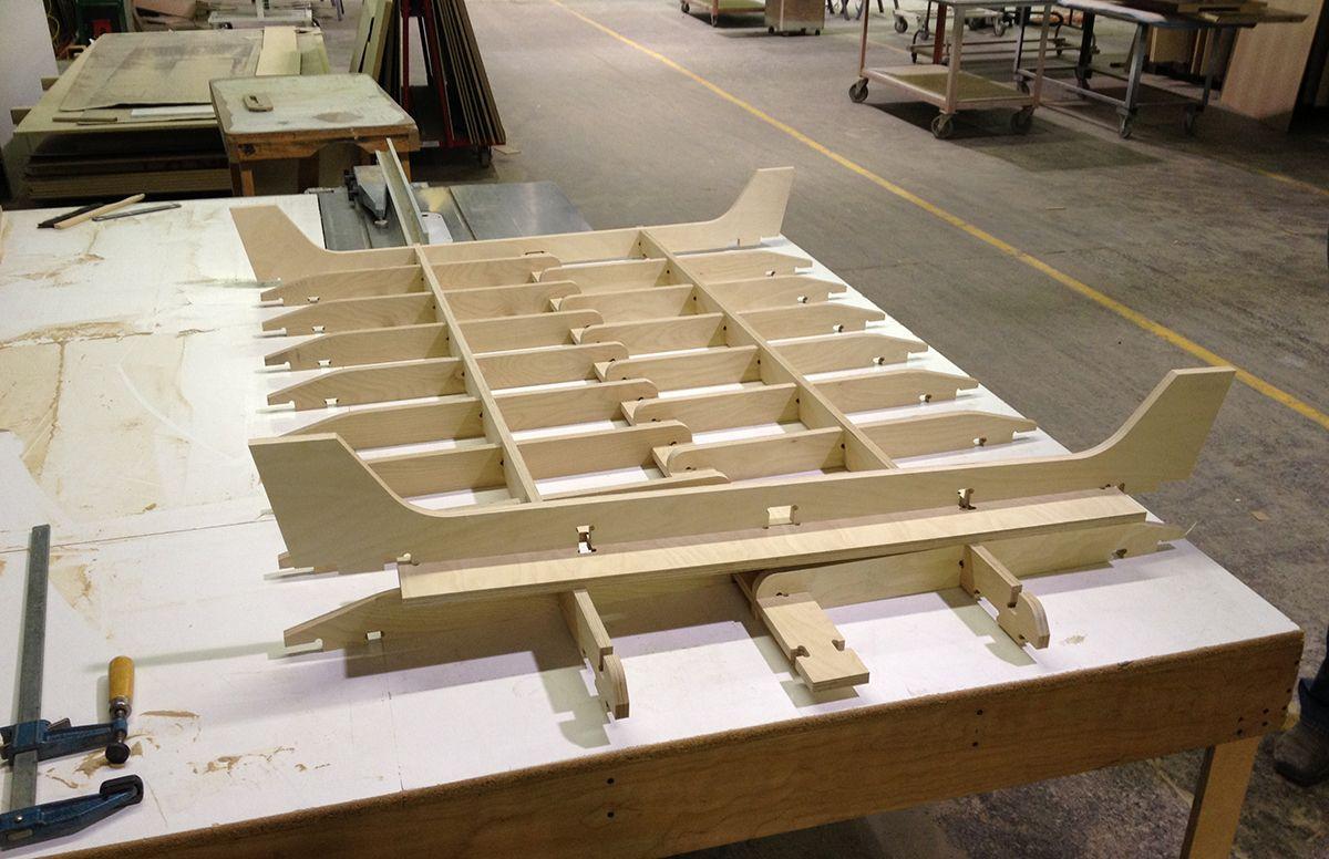 Best Trestle Bed Frame — Craig Stover Bed Frame Traditional 400 x 300