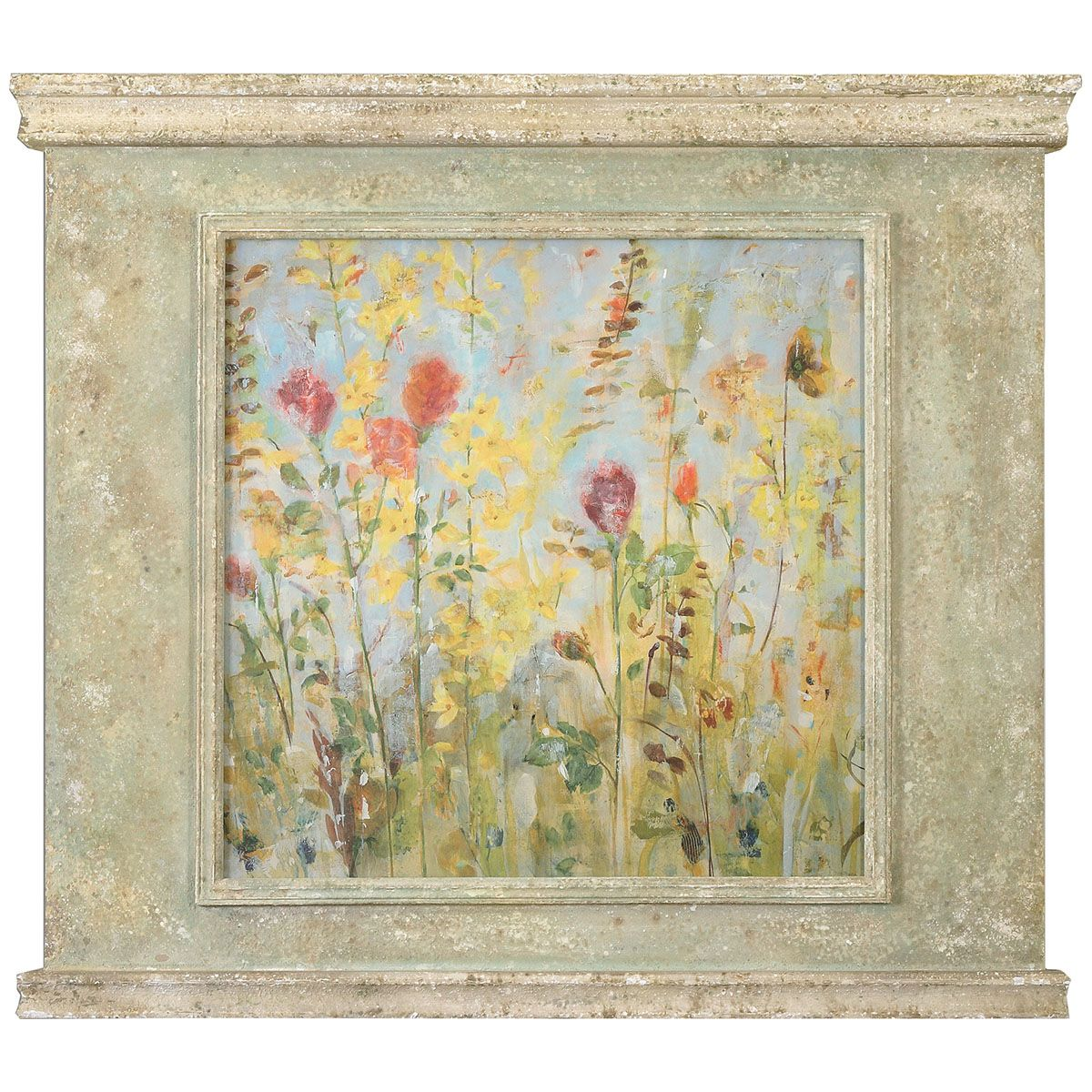 Uttermost Spring Melody Wall Art 56052 | Uttermost | Pinterest | Walls