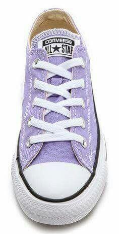 e6cdb31ee6 Purple Converse | Hello Color in 2019 | Converse shoes, Converse low ...