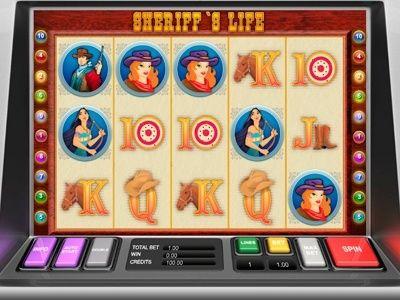 Игровой автомат sheriffs life xxl ставок