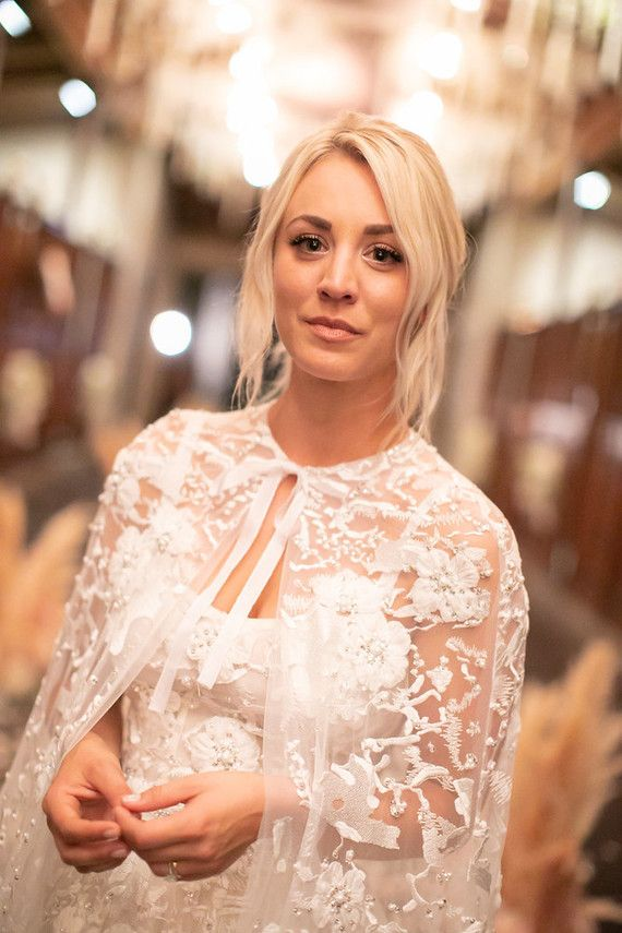 Photo of Kaley Cuoco's equestrian inspired ranch wedding in San Diego | Browse Wedding & Party Ideas