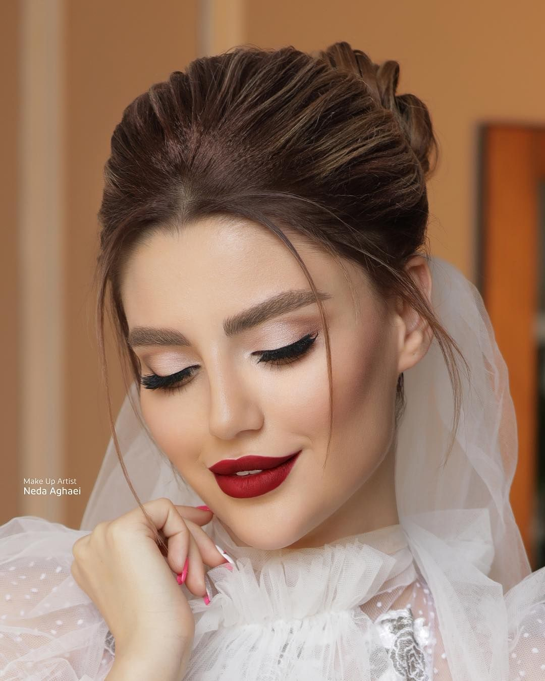 Wedding Hairstyles Dress Girl Beauty Beautiful Woman Fashion Show King Queen White Celebrity Con Wedding Makeup Gorgeous Wedding Makeup Wedding Hair And Makeup
