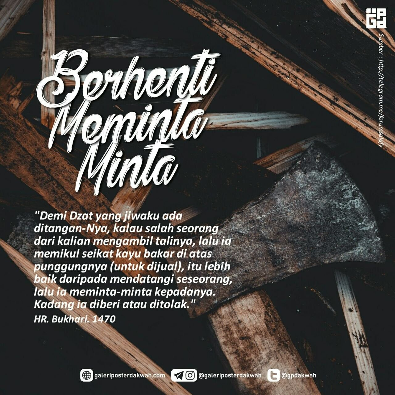 Pin oleh Mohd Ubaidi Abdullah Zabir di Motivasi Motivasi