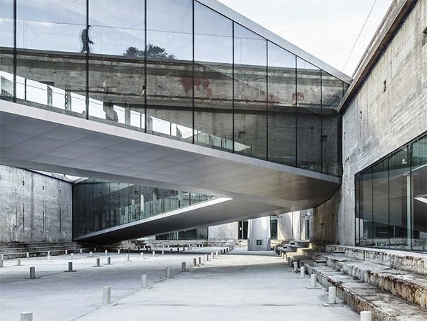 BEST IN CULTURE: Danish Maritime Museum by BIG - Bjarke Ingels Group, Helsingør, Denmark