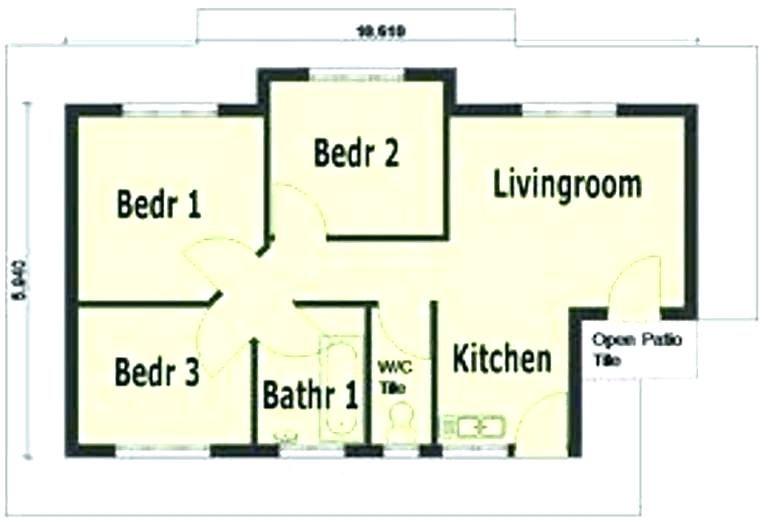 Tyuka Info Four Bedroom House Plans House Blueprints House Plans