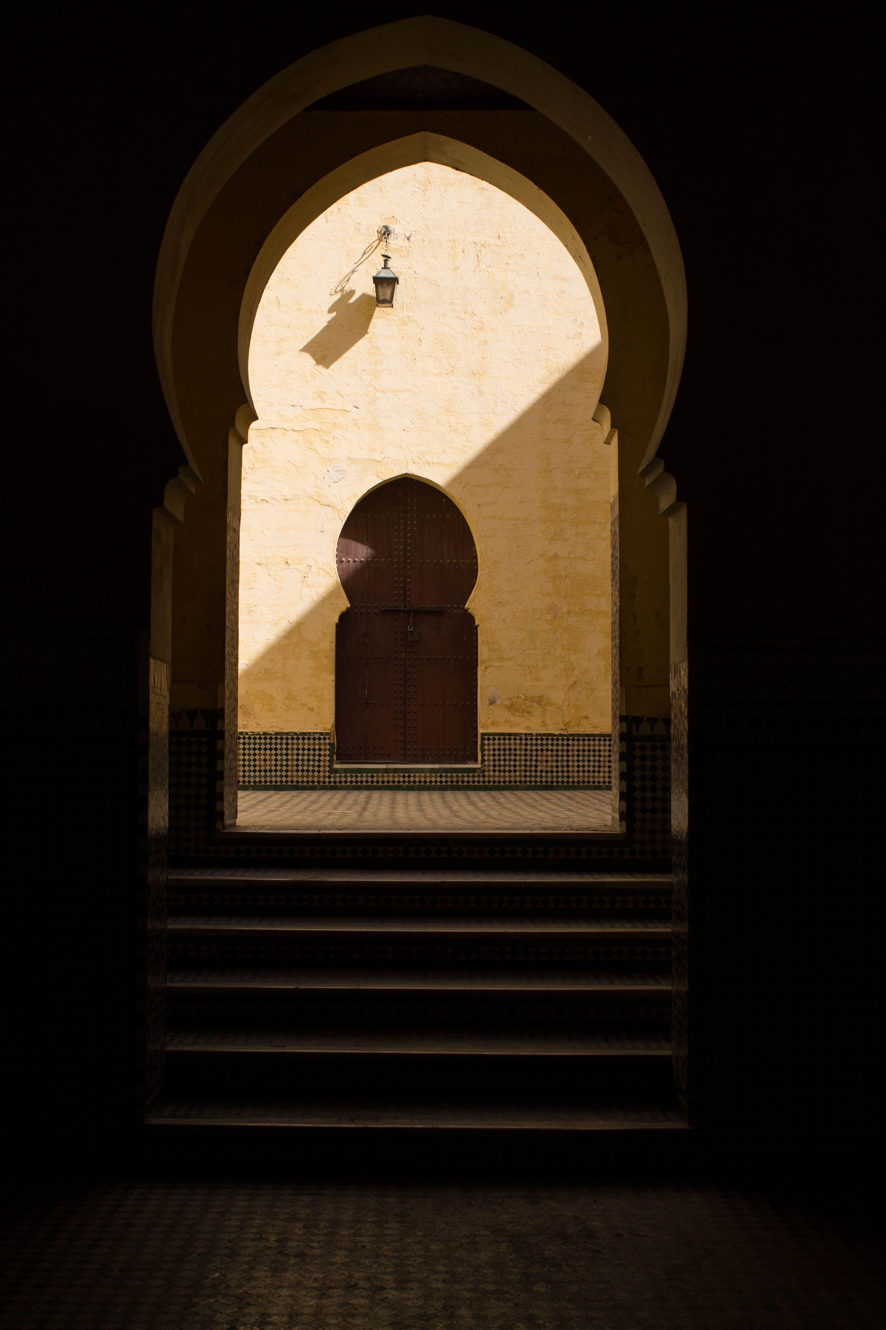 Mausoleo Meknes