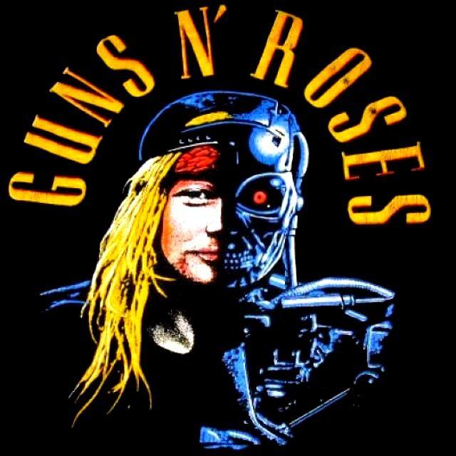 Terminator Guns N Roses