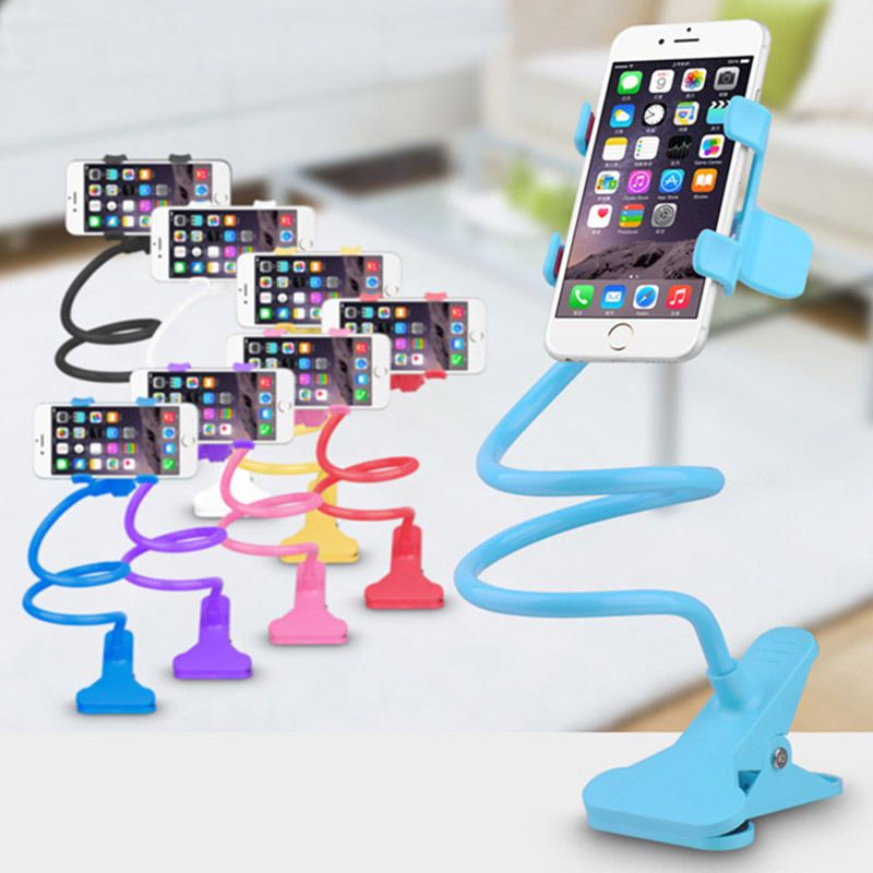 super cute d542a 6c7c0 Hot Lazy Bed Desktop Cellphone Stand Mount Holder For iphone 6 6s ...
