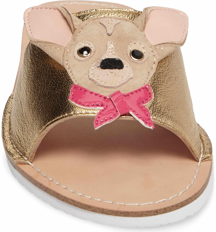 ac235cbcf0d3 Main Image - kate spade new york isadore chihuahua slide sandal (Women)
