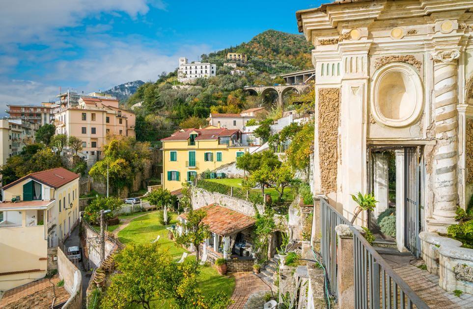 Salerno: Quirlige Nachbarin der Amalfiküste in 2020 ...
