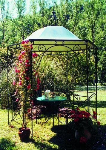 Kiosque Seville Jardin De Eventos Jardines Kiosko