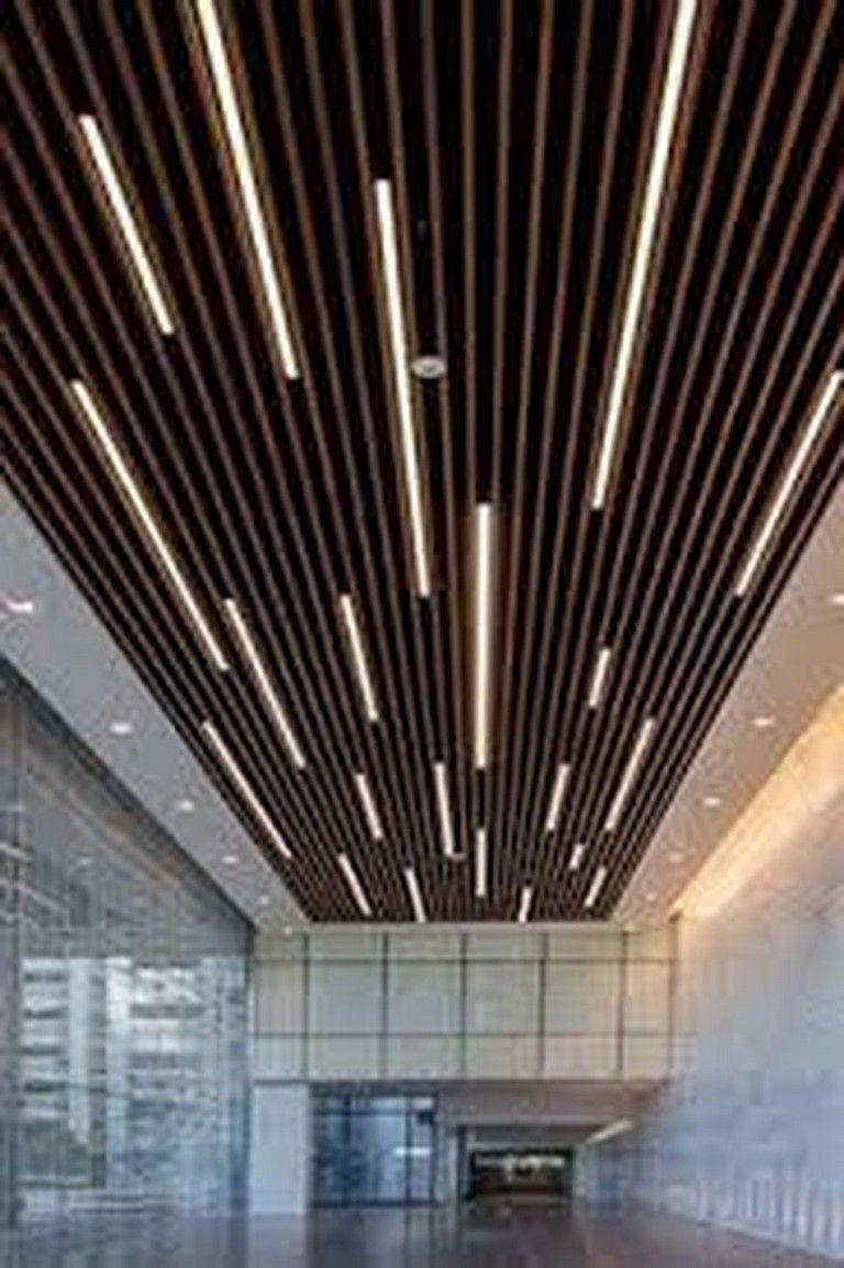 63 Awesome Modern Led Strip Ceiling Light Design Ceiling