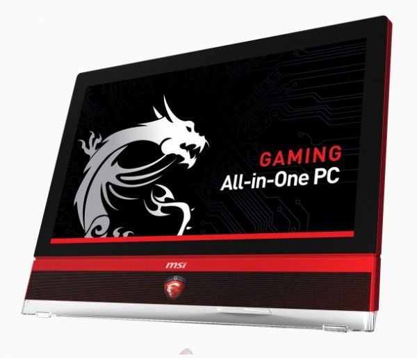 MSI unveils the new AG270 All-in-One gaming system