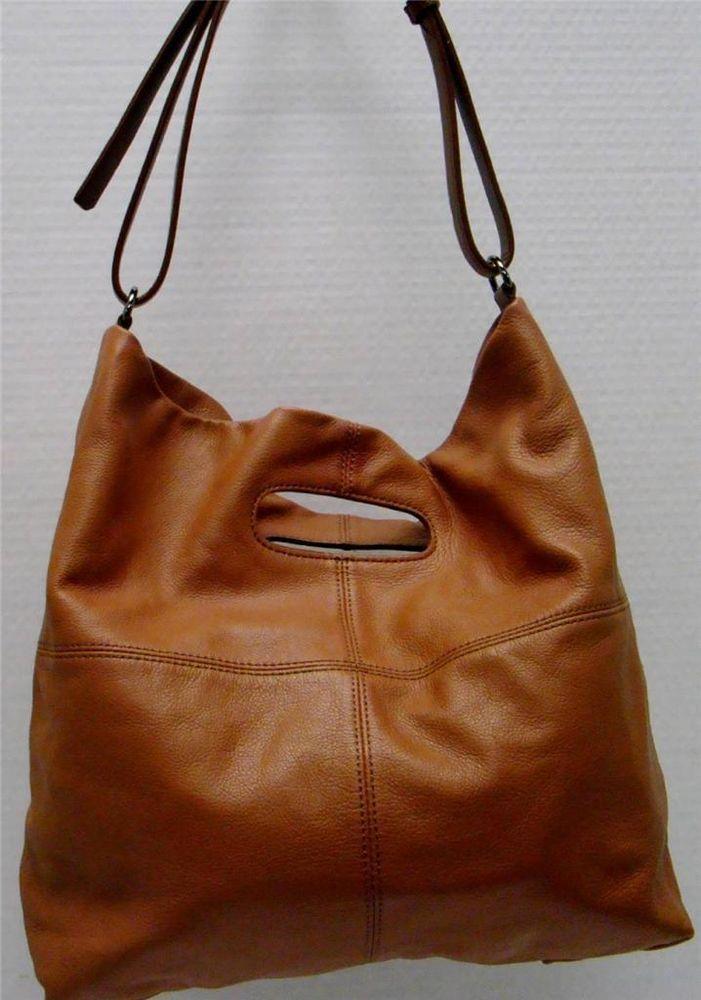Barr New York Purse Tan Brown Bag