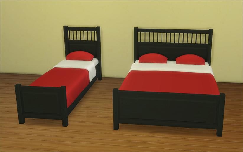 Maxis Match CC for The Sims 4 • verankas4cc IKEA HEMNES