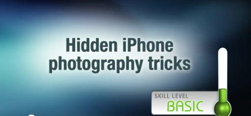 Hidden iPhone Tricks for Photography