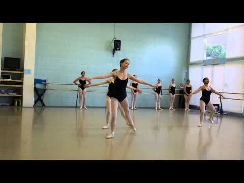 Rad Advanced 1 Youtube Ballet Exercises Kids Dance Dance Life