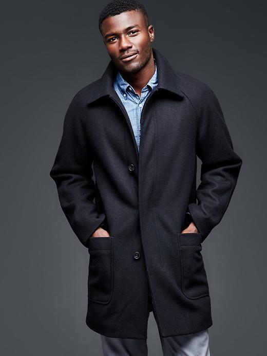 Wool mac jacket | ファッションアイデア | Pinterest | Wool, Mac and ...
