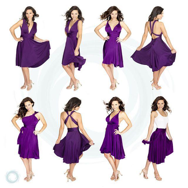 adriennkuckója: Infinity dress-újabb ruha ötlet karácsonyra | Varrás ...