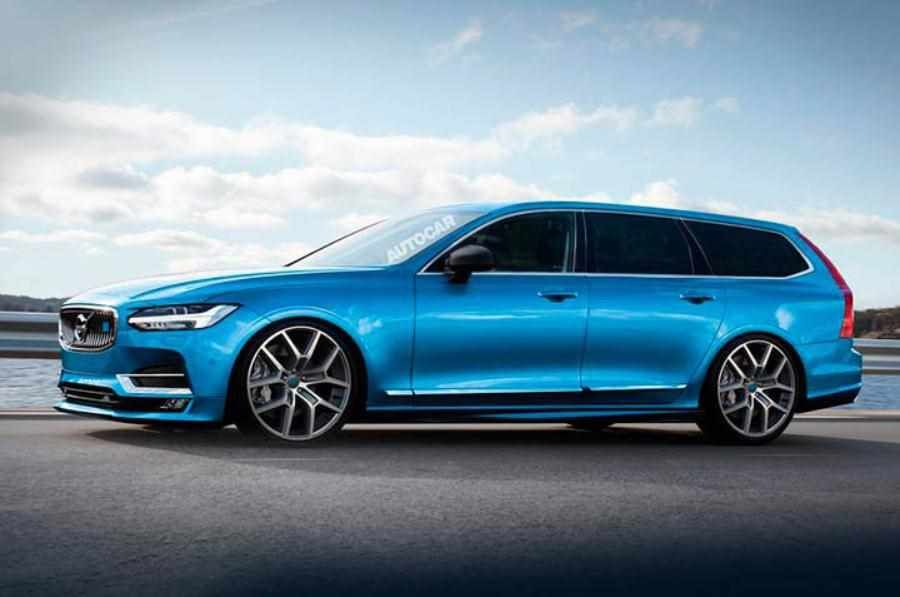 The New Volvo V90 Cross Country 2019 2020 Volvo S90 Volvo Wagon Volvo