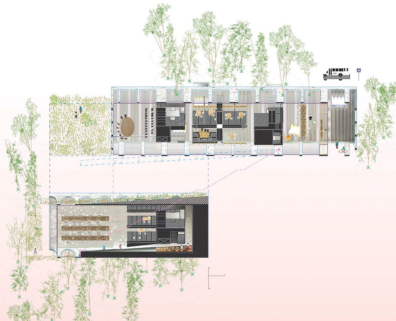 Mos Architects Architecture Architecture Model Architecture Presentation