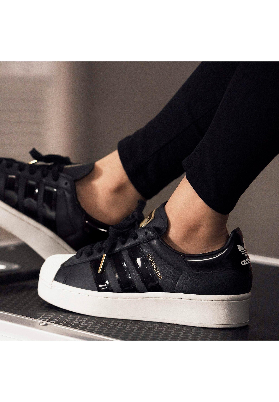 SUPERSTAR BOLD W - Sneakersy niskie - black @ Zalando.pl ...