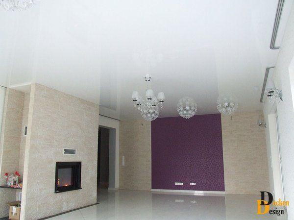 Beleuchtungssysteme wohnzimmer ~ Spanndecken im wohnzimmer decken design decken