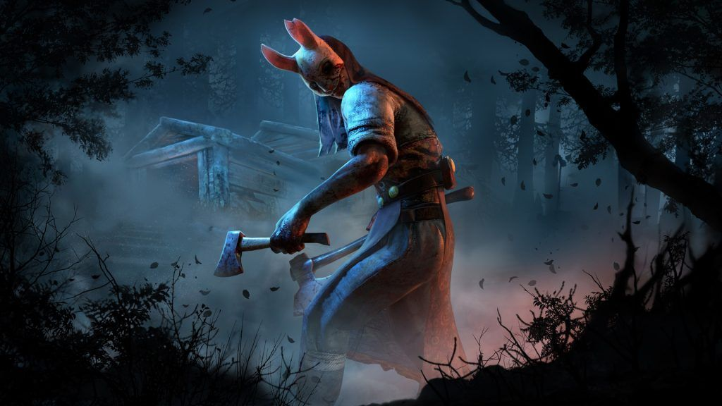 Dead By Daylight Unleashes The Huntress In New Chapter A Lullaby For The Dark Exclusive Gaming Wallpapers Moving Wallpapers Daylight