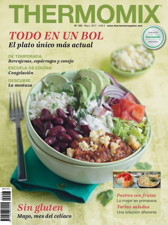 Todo En Un Bol Recetas Saludables Revistas De Cocina Platos
