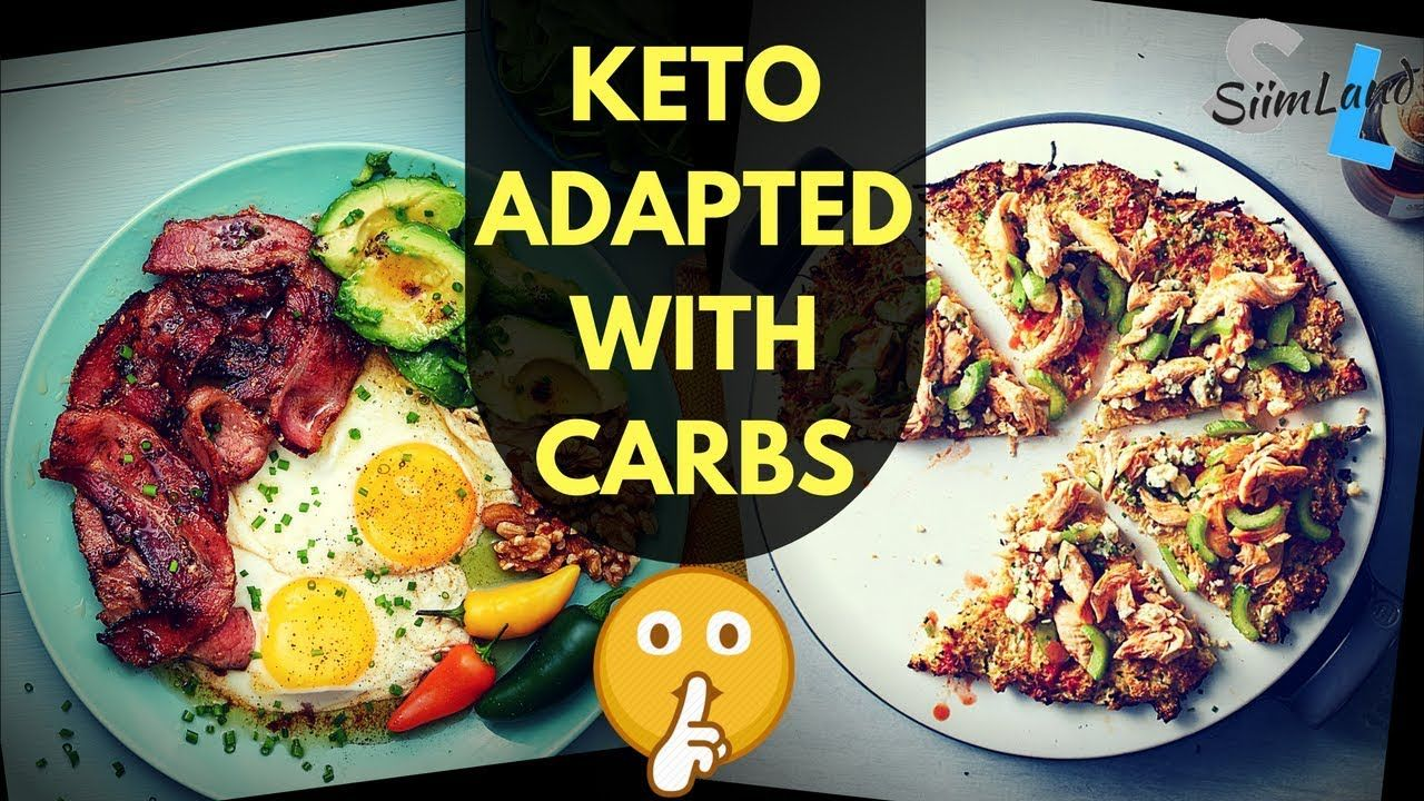 How To Stay Keto Adapted While Eating Carbs Youtube Keto In 2018