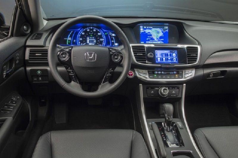 Delightful 2014 Honda Accord Interior