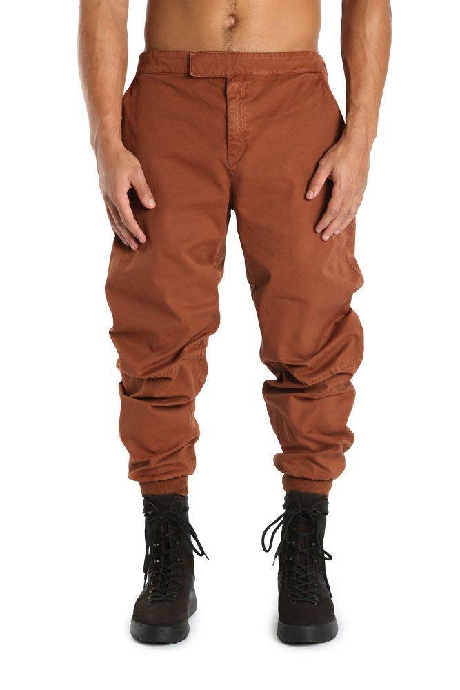 Cotton Moto Jogger Pant