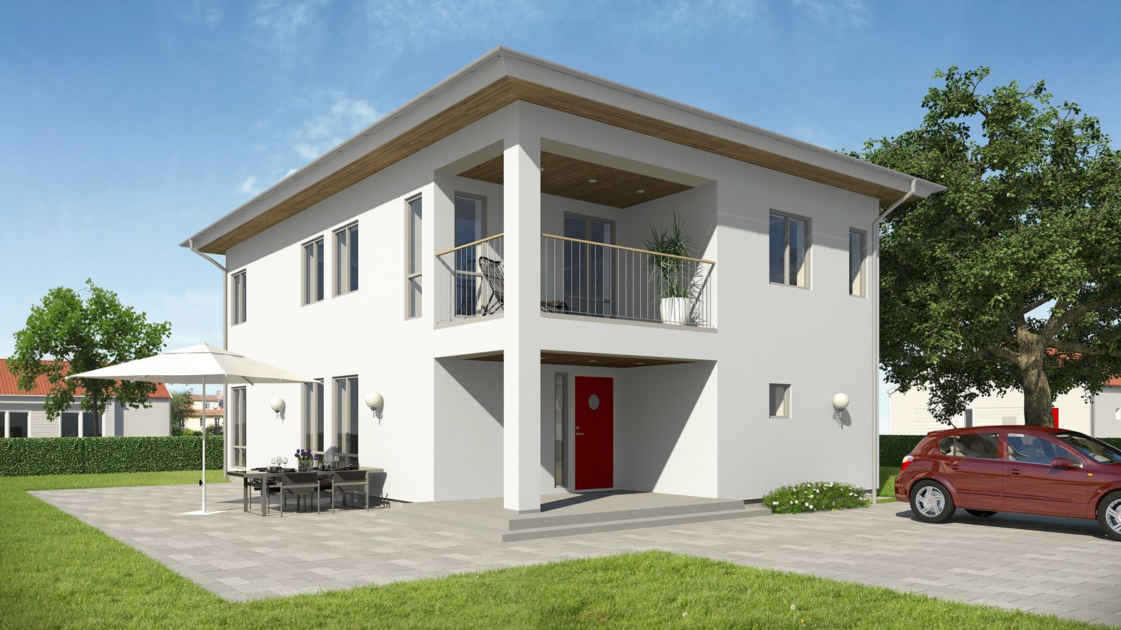 Borgholm | Self Build Kit Home from Sweden